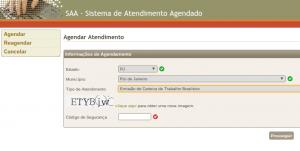 Como agendar para tirar a Carteira de Trabalho no Rio de Janeiro